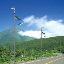 和田太阳能LED路灯