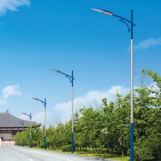 和田太阳能LED路灯价格