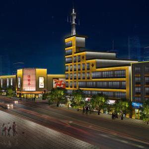 新疆亮化照明