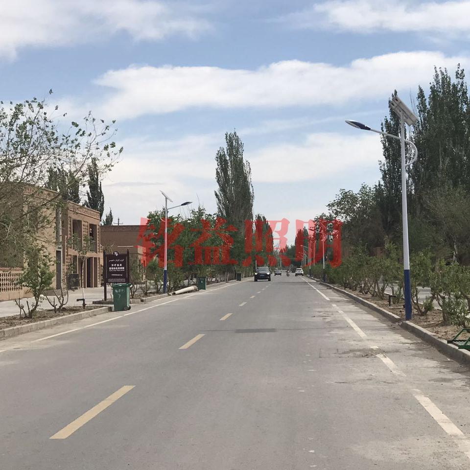 喀什太阳能道路灯
