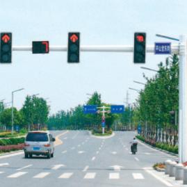 新疆交通信号灯